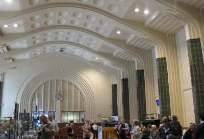 Central station - ticket hall