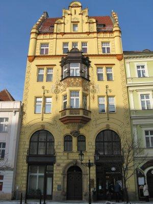 Stare Mesto building