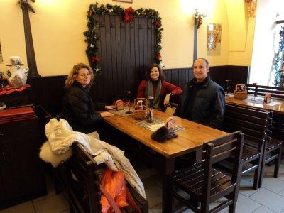 Dumpling time in Stare Mesto