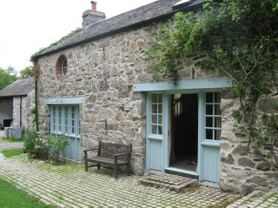World's End cottage - converted barn