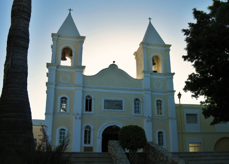 Mission of San Jose del Cabo