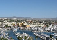 Marina in Cabo San Lucas