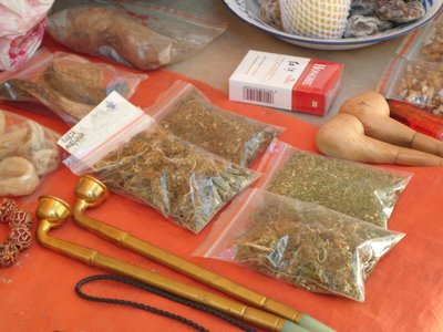 Bags of Marijuana, Tiger Leaping Gorge