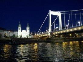 Budapest river tour