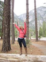 Joyous in Yosemite!