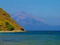 Finding my path in the Aegean Blue Sea