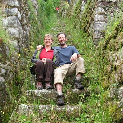 INC_D3 - J's on the Wiñaywayna steps