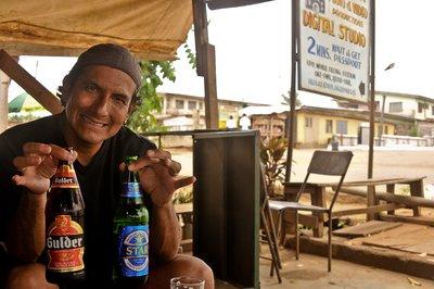 Nigerian beer