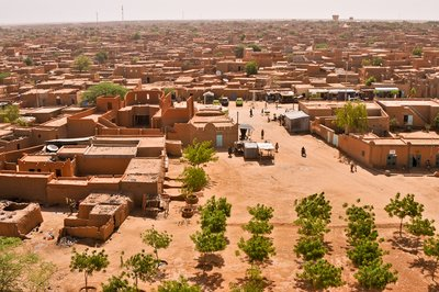 Dusty Agadez