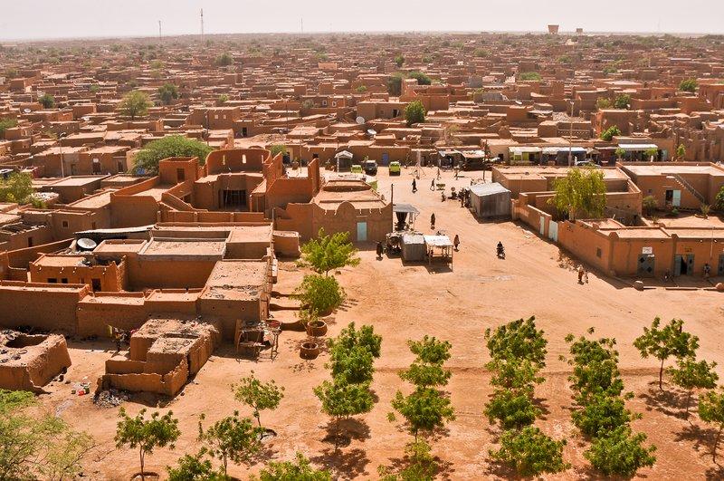 Dusty Agadez