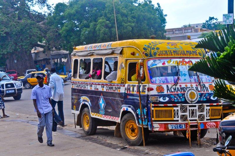 Dakar Public Transport