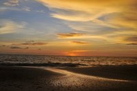 Palmarun sunset