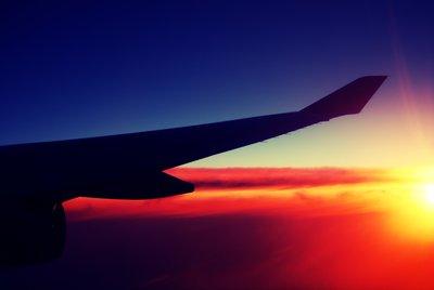 Sky over Baghdad
