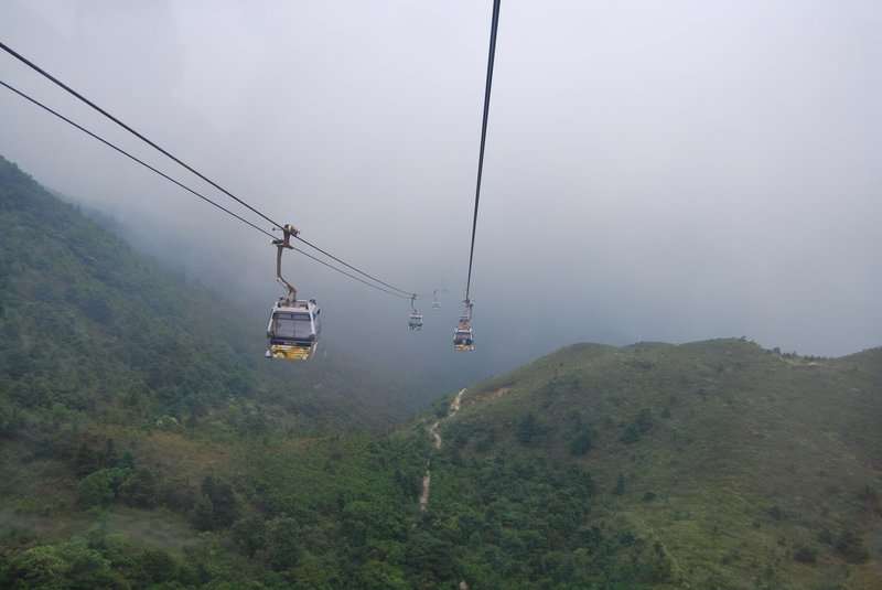 The Cable Car...