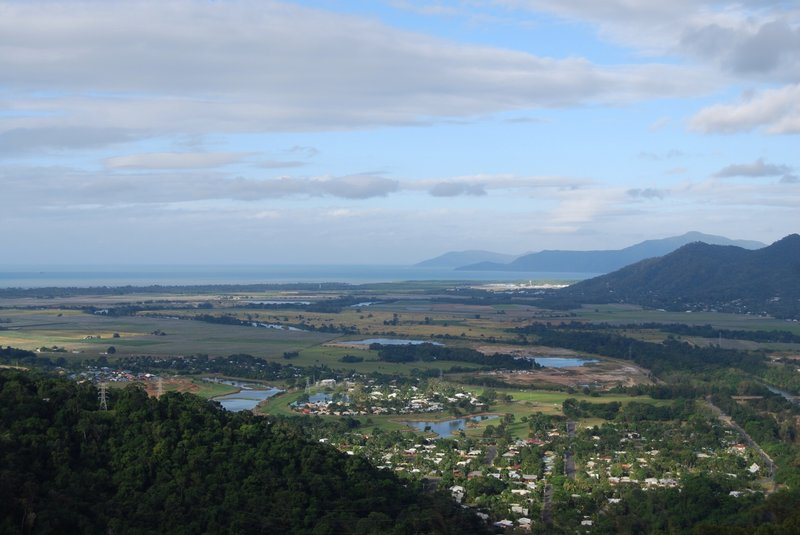 A View From The Kuranda Railway
