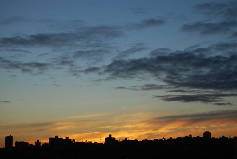 Sunset Over Neutral Bay