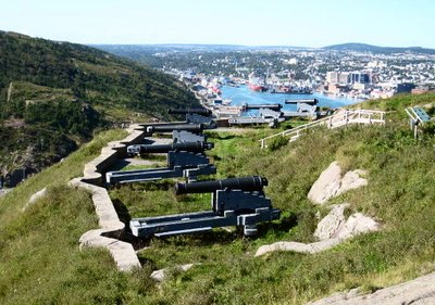 Signal Hill , St John&#39;s NL