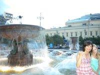 Moskva ved Bolshoj Teater