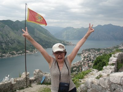 Kotor. Flag. and Me.