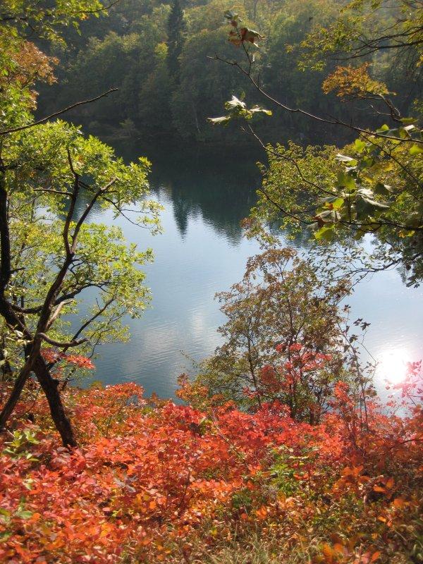 Plitvice autumn