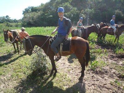 Equestrian Dave