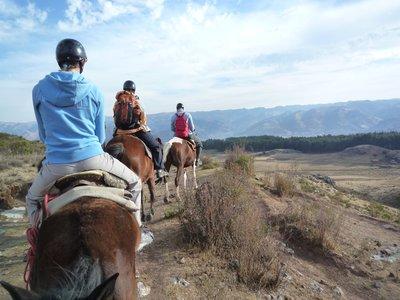 Horse Riding in Cusco
