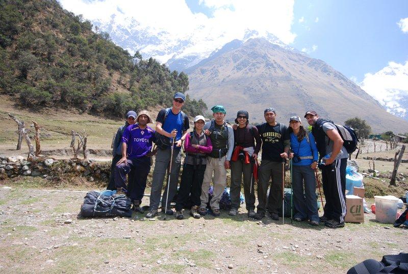 Team Salkantay
