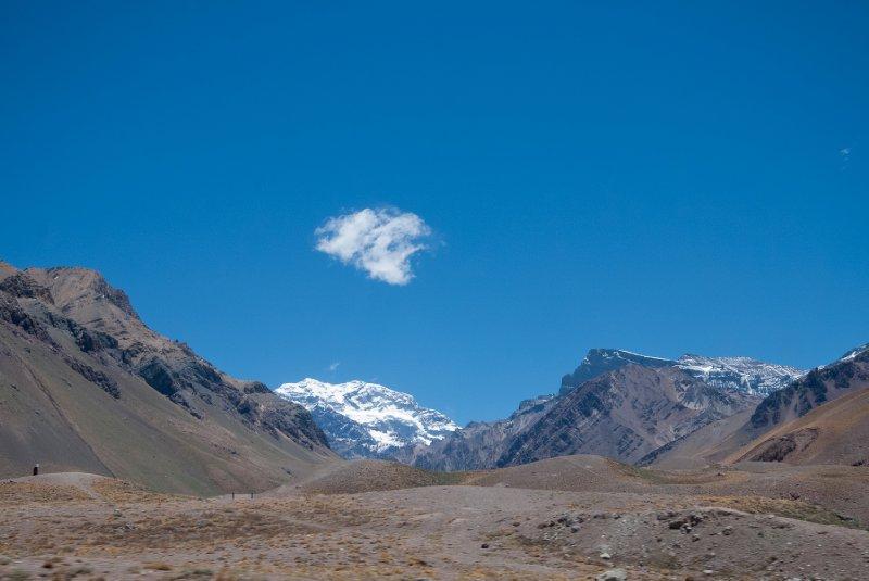 Aconcagua from afar