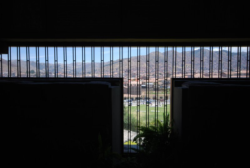 Cusco from Qorikancha