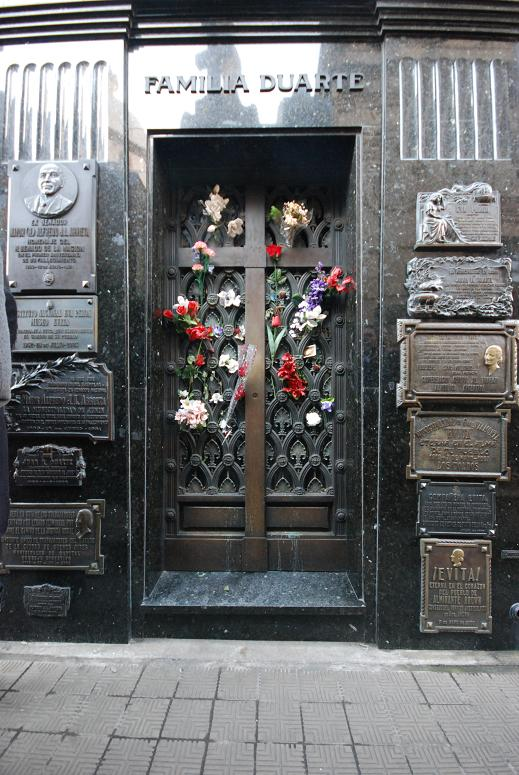 The Tomb of Evita