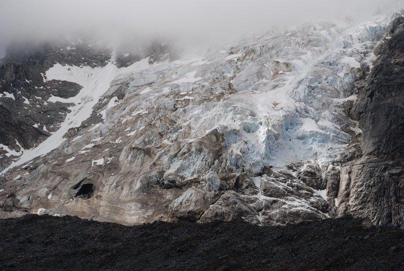 Salkantay Glacier