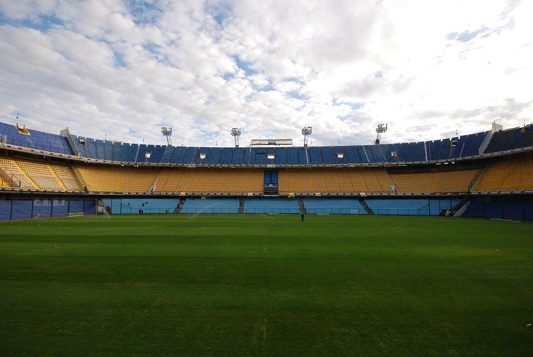 Boca Juniors Stadium