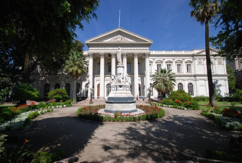 The former house of congress