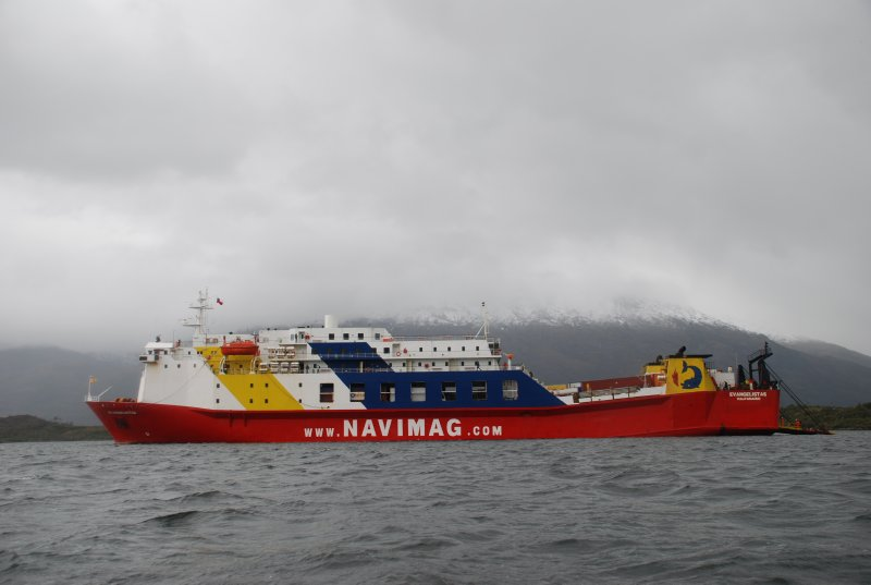 The Navimag ferry