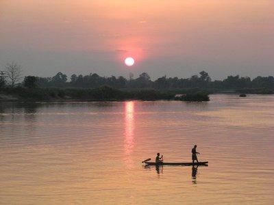 Evening Fishermen