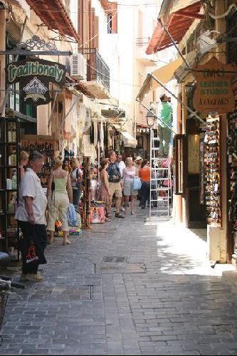 Rethymno, Herb shop - Prefecture of Rethymno