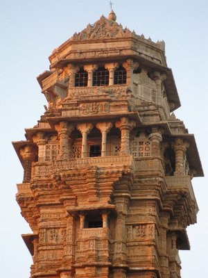 Victory Tower, Chittorgarh