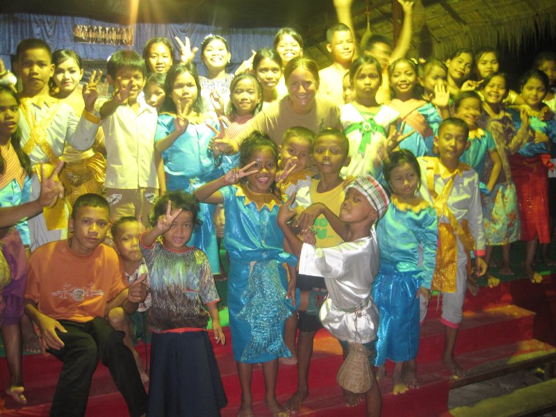 Orphanage Dance