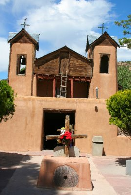 Chimayo ( New-Mexico )
