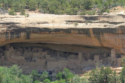 Cliff Palace ( Mesa Verde National Park)