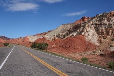 Scenic Road (Capitol Reef National Park)