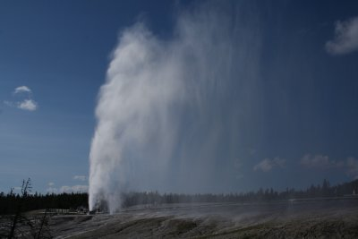 Old Faithful (Yellowstone National Park)