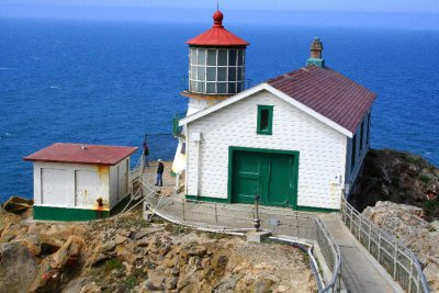 Lighthouse (Point Reyes National Seashore)