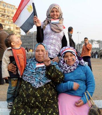 Cairo celebrtes