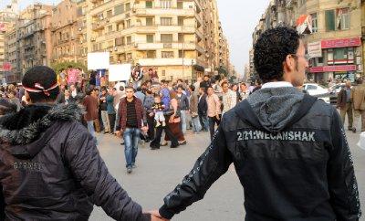 Cairo celebrates