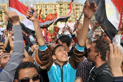 Celebrations Tahrir
