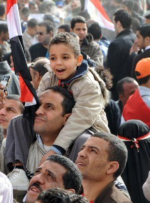 Father and son Tahrir