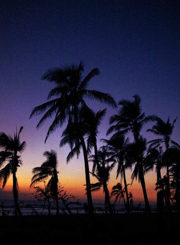 Sunset Tanna