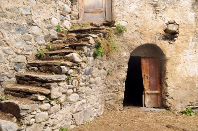 Stairs, Mestia