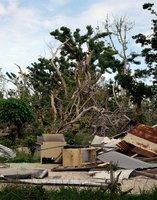 cyclone damage lenarkan